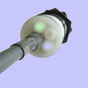 30 mm sensor rear