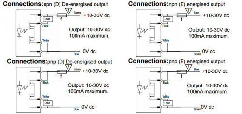 npn pnp reverse wiring