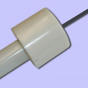 BAS capacitance sensor sleeve