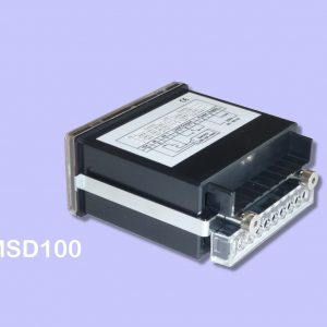 MSD100 Speed display rear view