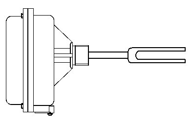 Tuning Fork Probe