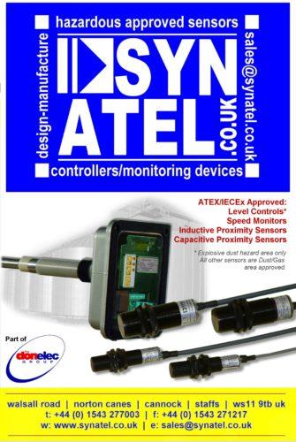 ATEX IECEx Synatel