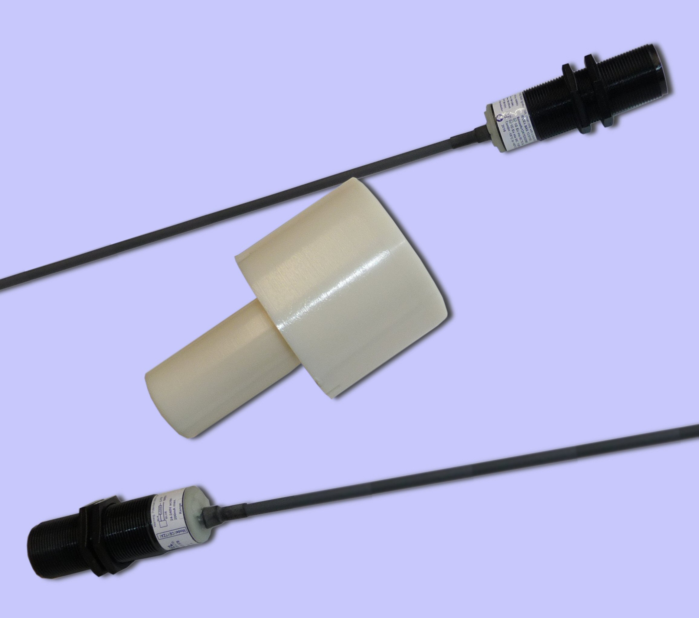 Synatel ATEX IECEx Capacitive Proximity Sensor UK
