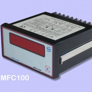MFC100 counter front view